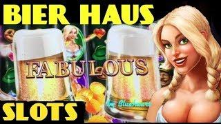 BIER HAUS - HEIDI'S BIER HAUS slot machine BONUS WINS COMPILATION!