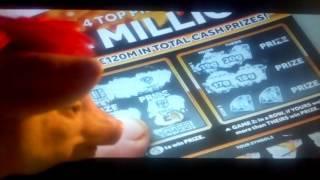 BIG DADDY Scratchcard Sunday 'BONUS'..WINNERS Game......