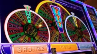 Wheel Of Fortune Triple Spin Bonus #3 At Max Bet