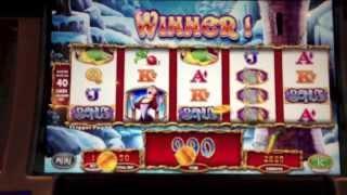 Gothel - WMS - All Slot Bonus Features&Spins