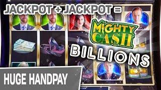 ⋆ Slots ⋆ JACKPOT + JACKPOT = Mighty Cash: BILLIONS ⋆ Slots ⋆ AMAZING Buffalo Gold Slot Machine Action