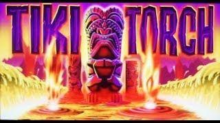 Aristocrat Technologies - Tiki Torch Slot Bonus
