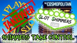 •Slot Shimmers Takeover Ryan Plays Slots! Live From Vegas •