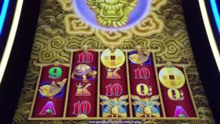 5 Dragons Gold 5 SYMBOL SLOT BONUS - Curse or Cash??!!