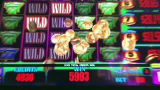 Jackpot Inferno Bonus Big Win