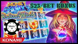 Radiant Witch & The Vault Vegas Luck $25 MAX BET Spins Only Session Slot Machine