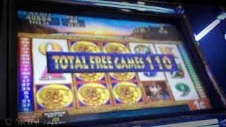 LEGION WARRIOR Slot Bonus 110 Spins By KONAMI GAMING