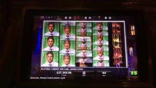 **Handpay Jackpot**  at $200/pull at the Bellagio Las Vegas