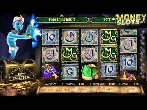 Millionaire Genie Video Slots Review | MoneySlots.net