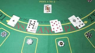 European Blackjack Gold by Microgaming