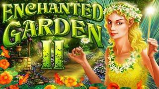 Watch Enchanted Garden II Slot Machine Video at Slots of Vegas