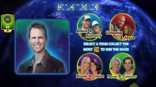 THE AMAZING RACE Video Slot Casino Game with a FREE SPIN BONUS