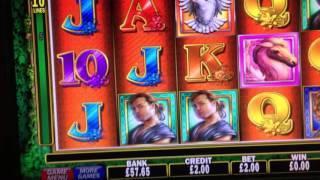 Golden Goddess Slot Machine Bonus Free Spins IGT