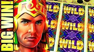 ⋆ Slots ⋆BIG WIN!⋆ Slots ⋆ GOT THE BONUS ON MAX BET! ⋆ Slots ⋆ NEW AZTEC CHIEF (ULTIMATE CHOICE JACKPOTS) Slot Machine (AGS)