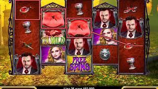 LOVE IMMORTAL Video Slot Casino Game with a LOVE BITES FREE SPIN BONUS