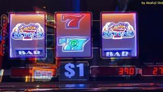 Challenge #1 - Smokin Sevens - High Limit Slot - Max Bet  $27 - 9 Lines