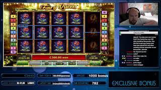 Big Bet!! Super Big Win From Fairy Queen!!