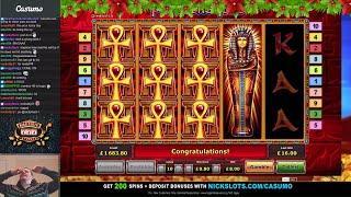 Casino Slots Live - 15/12/17 *Charity Donation!*