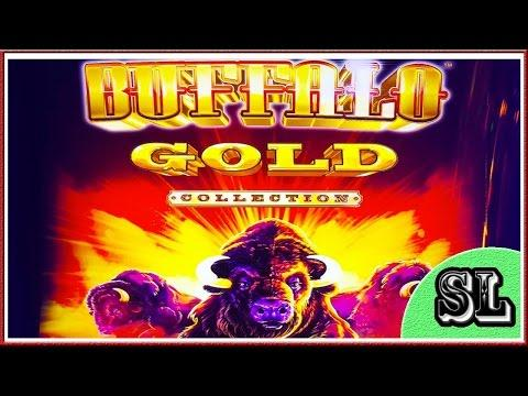 ** Buffalo Gold ** Bonus ** SLOT LOVER **