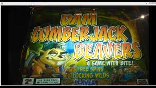 Dam lumberjack beavers slot machine technique casino en ligne