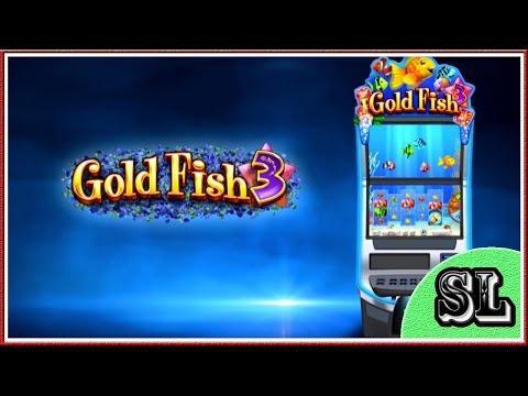 ** NICE WIN ** Gold Fish 3 ** Red Fish Bonus ** SLOT LOVER **