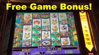 High Limit 15 Dollar High Limit Stinkin Rich Slot Machine Free Game Bonus