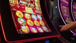 88 Fortunes Slot Machine -  2 PICKING BONUSES! ~ NEW ODAWA CASINO! Mackinaw City, MI • DJ BIZICK'S S