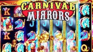 • CARNIVAL OF MIRRORS • BONUS FREE SPINS • CASABLANCA SLOT • NICE WINS •