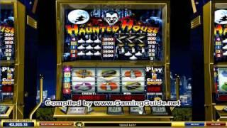 Europa Casino Hunted House Slots