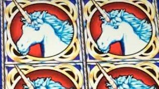 *HIGH LIMIT* Enchanted Unicorn• LIVE PLAY • Slot Machine Pokie at San Manuel and Las Vegas