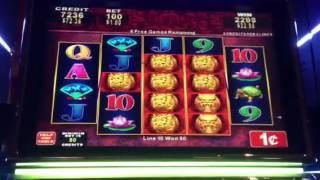 Ancient Dragon - Konami Slot Machine Bonus