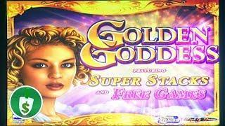 Golden Goddess slot machine, bonus