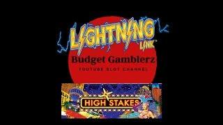 LIGHTNING LINK ~ Have The Lightning Link Gods Forgiven Brian? ~ Live Slot Play @ San Manuel