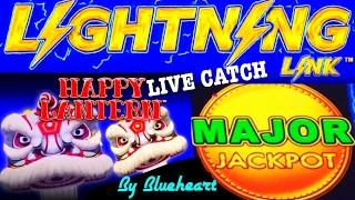 •MAJOR JACKPOT•  •AS IT HAPPENS• LIGHTNING LINK slot machine BIG WINS!