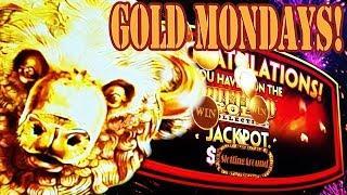 Buffalo Gold Monday! Wonder 4 Wonder Wheel Jackpot won! Slot machine fun! • SlottingAround