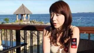 APPT Cebu 2010 Profile Celina Lin - PokerStars.com