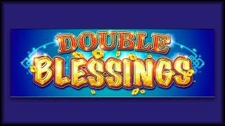 Double Blessings • HIGH LIMIT Fists of Fire Jackpot Streams • The Slot Cats •