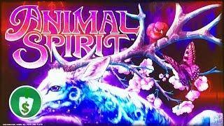 Animal Spirit class III slot machine, bonus