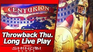 Centurion Slot - Throwback Thursday Long Live Play