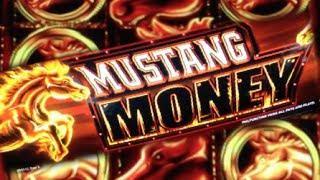 mustang money 2 slot machine