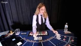 Dealing Let-It-Ride LiveStream