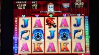 Outback Mystery-Konami Slot Machine Bonus
