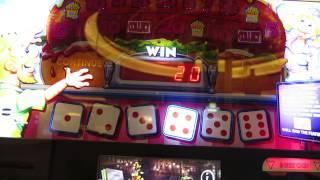$5 Double Triple Diamond Deluxe Cheese Slot Bonus