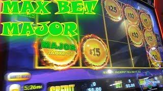 MAX BET MAJOR $1 Denom Autumn Moon & other Bonuses Episode 170 $$ Casino Adventures $$
