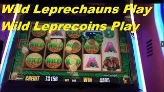 Wild Leprechauns Wild Leprecoins Play