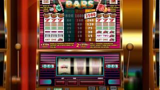 Simbat IGT Candy Bars Slot Machine