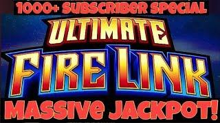 • Biggest Handpay Jackpot On YouTube For Ultimate Fire Link $30 A Spin Bonus! Casino Pokies