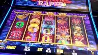 5 DRAGONS RAPIDS Live Play Episode 103 $$ Casino Adventures $$