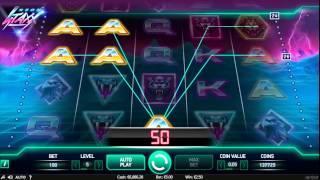 Neon Staxx™ - NetEnt