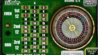 IT Neon City Casino Video Slot HUGE Win Roulette Bonus